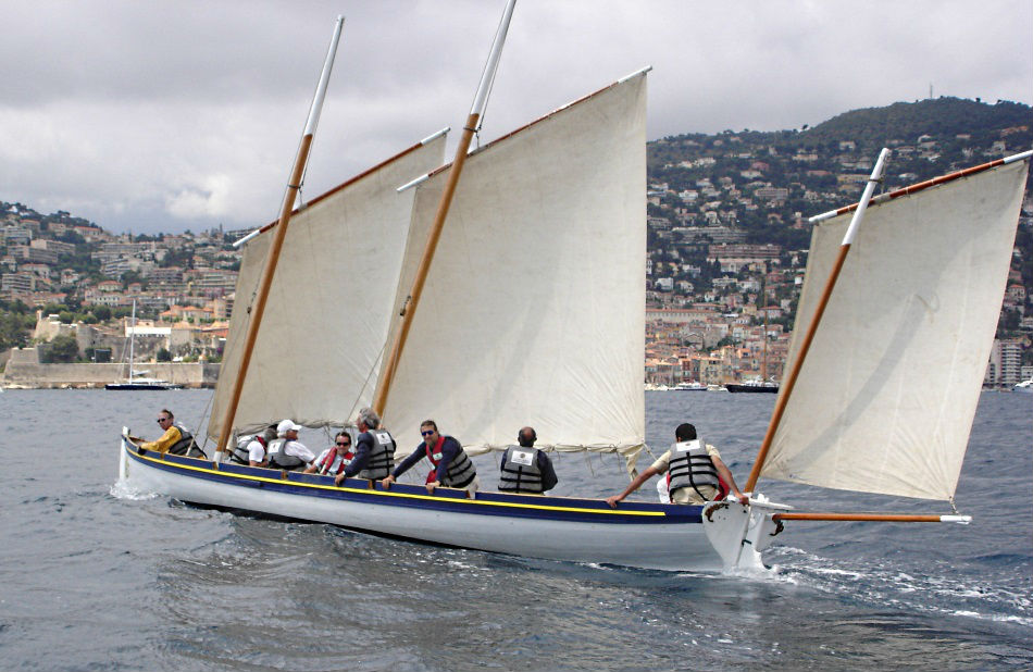 bateau yole